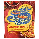 Blue Dragon Szechuan Tomaten Stir Fry Sauce 120g