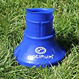 Optimum Adjustable Kicking Tee, Blue, One Size