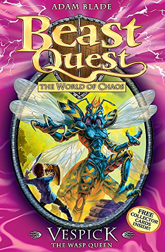 Vespick the Wasp Queen: Series 6 Book 6 (Beast Quest)