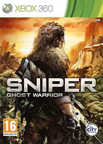 Sniper Ghost Warrior (Xbox 360) [Importación inglesa] segunda mano  Se entrega en toda España