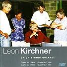 Leon Kirchner - Complete String Quartets