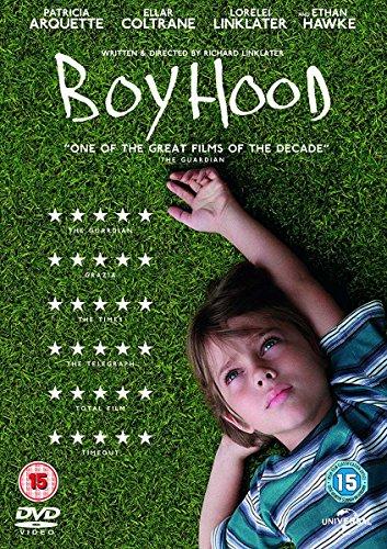 Boyhood [DVD-AUDIO]