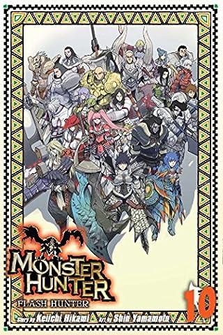 Monster Hunter: Flash Hunter Volume 10