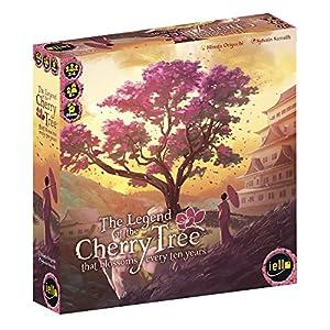 IELLO The Legend of The Cherry Tree... Juego de Estrategia Ligera