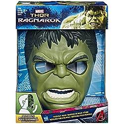 Marvel - Máscara Ragnarok, Furia de Hulk (Hasbro B9973EU4)