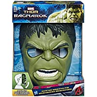 Marvel B9973EU4 Thor Ragnarok Hulk Out Mask Figure