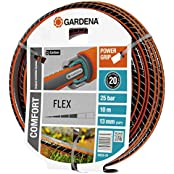 Gardena 18030-20 Comfort FLEX Schlauch 9x9, 13 mm (1/2 ), 10 m, ohne Systemteile