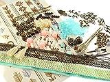 Vintageparts Bastelset Festival Edition Coachella Style in antik Bronze zum Schmuck selber machen, über 200 Teile, Anleitung, Beispiele und Schmuckzubehör für DIY Armbänder, Ketten und Ohrringe