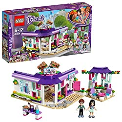 Lego Uk 41336 Heartlake Emma's Art Cafe Set