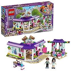 Lego Uk 41336 Heartlake Emma's Art Cafe Set