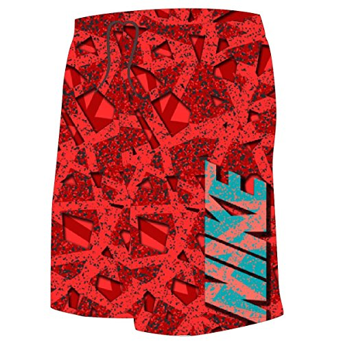 Nike Jungen Badeshort Rot rot Gr. Youth Small Big, Gym Red