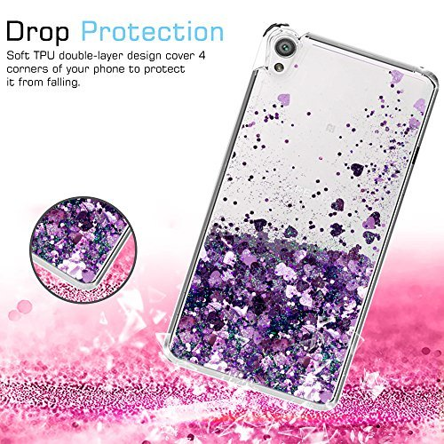 LeYi ZX-Sony Xperia XA Purple