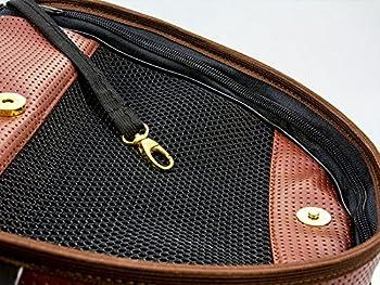 Sac de transport Sacoche Boîte Chien Exclusiv Luxe Cazo 50x 27x 26cm