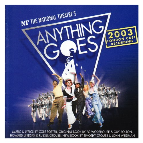 Anything Goes (2003 London Cas...
