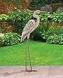 Best Regal Art & Gift Garden Gifts - Regal Art and Gift LG Egret Standing Art Review