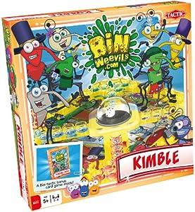 BinWeevils Kimble - Juego de Mesa, para 2 o más Jugadores (Tactic 41377) Importado