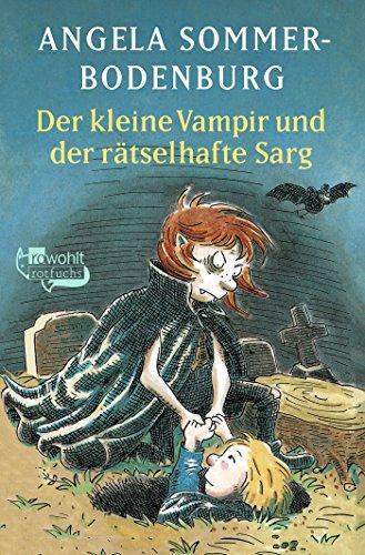 Der Kleine Vampir Und Der Raetselhafte Sarg