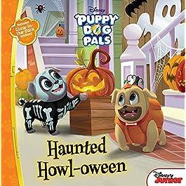 Haunted Howl-oween: Includes Glow-in-the-Dark Stickers!