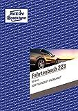 6er Sparbundle Avery Zweckform 223 Fahrtenbuch für PKW (A5, 40 Blatt) weiß