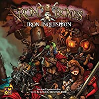 Rum and Bones: Second Tide: Iron Inquisition Faction Pack