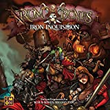 CMON Rum & Bones Second Tide Iron Inquisition Strategy Board Game