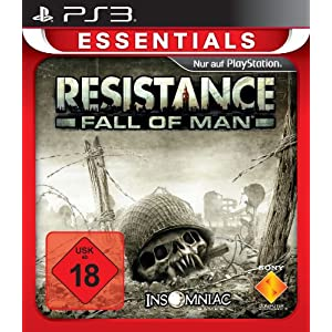 Resistance: Fall of Man [Essentials]