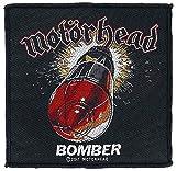 Motörhead Bomber Patch Mehrfarbig