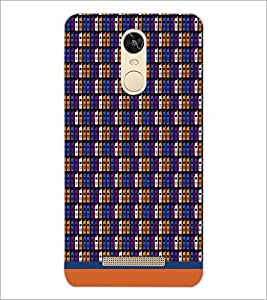 PrintDhaba Mobile Pattern D-1499 Back Case Cover for XIAOMI REDMI NOTE 3 MEDIATEK (Multi-Coloured)