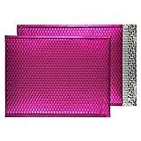 Purely Packaging mtsp450C3450x 324mm Blake schälen und Seal Umschlag–Shocking Pink (50Stück)