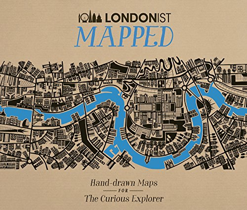 Londonist Mapped par AA Publishing