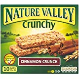 Muesli barres Nature Valley pomme cannelle 5 x 42 g