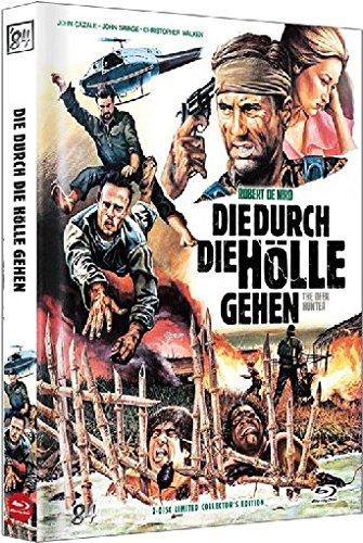 Die durch die Hölle gehen - Mediabook (+ DVD) [Blu-ray] [Limited Collector's Edition]