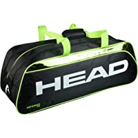 HEAD Inferno 70 Two Compartments 6 Racquet Badminton kit Bag (Size: 75x23x28 cm)