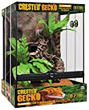 Exo Terra Kit Terrario Cresta Gecko Grande, 45 x 45 x 60 cm