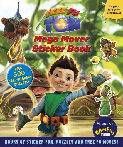 Tree Fu Tom: Mega Mover Sticker Book