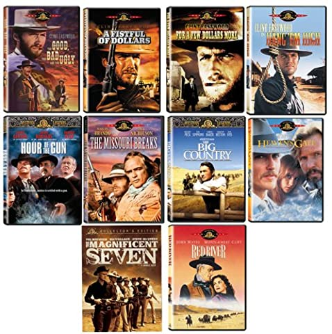 The Magnificent Seven [DVD] [Import]