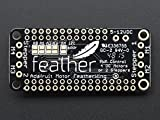 Adafruit DC Motor + Stepper FeatherWing Add-on For All Feather Boards [2927]