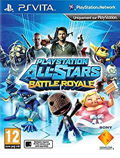 PlayStation All-Stars : Battle Royale (B0088O0MKS) | Amazon price tracker / tracking, Amazon price history charts, Amazon price watches, Amazon price drop alerts