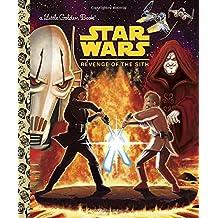 Star Wars: Revenge of the Sith (Star Wars) (Little Golden Book)