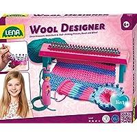 Lena 42681Juego de Manualidades Woll–Designer
