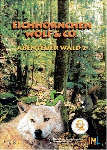 Preisvergleich Produktbild Abenteuer Wald: Eichhörnchen, Wolf & Co.: CD-ROM