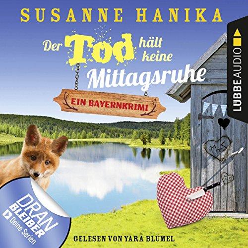 Buchseite und Rezensionen zu 'Der Tod hält keine Mittagsruhe' von Susanne Hanika
