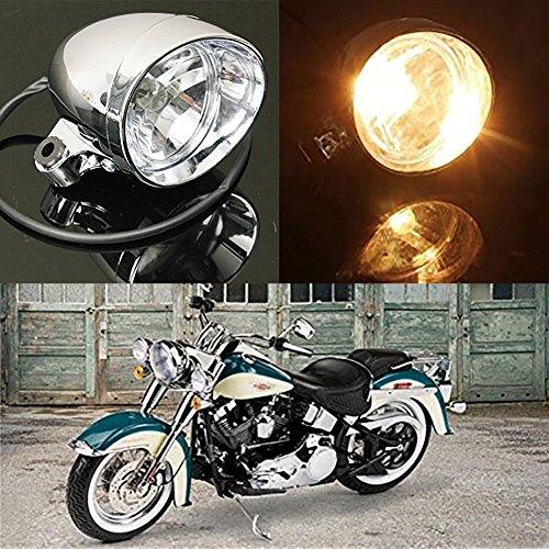 tuincyn motocicleta Ronda Faros/luces antiniebla DC 12V Moto Running haz Luz de...
