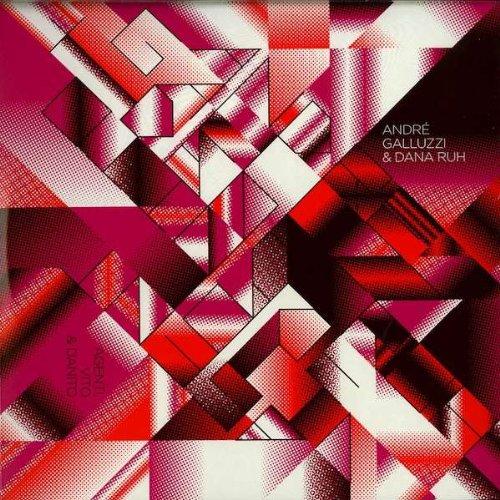 """André Galluzzi & Dana Ruh / Agent! , Vito & Danito - Voyage / Dopeman - Cocoon Recordings - COR10""""010"""