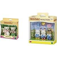 SYLVANIAN FAMILIES Koala Mini-Poupées et Familles, 5310, Multicolore & Nursery Friends Families Les Amies de Crèche…