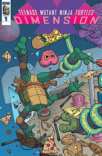 Teenage Mutant Ninja Turtles: Dimension X #1 (English ...