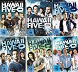 Hawaii Five-0 - Seasons 1-6 (37 DVDs)