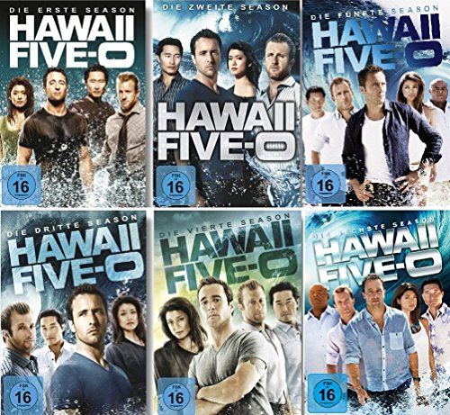 Seasons 1-6 (37 DVDs)