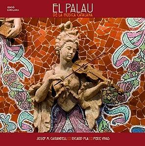 El palau de la musica catalana (serie 4) (catala) editado por Triangle Postals