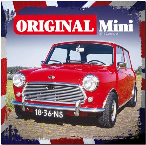 Preisvergleich Produktbild Original Mini 2014: Original Carousel-Kalender